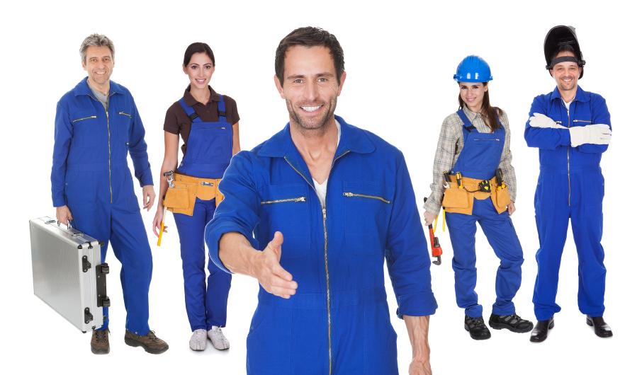 Une équipe de plomberie sur la Rive sud de Québec